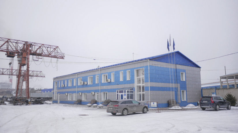 ЗАО Сибсталь